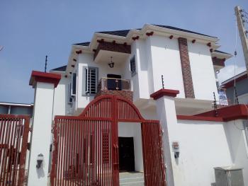 Luxury 4 Bedroom Semi-detached Duplex, 2nd Toll Gate, Lafiaji, Lekki, Lagos, Semi-detached Duplex for Sale