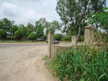 Central Area Land, Plot 1402, Olusegun Obasanjo Way, Central Business District, Abuja, Commercial Land for Sale