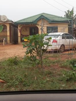 a 3 Bedroom Bungalow (built on a Set Back) Ample Space in Front for Further Devpt, Behind Isi Guest House, Off Agric, Igbo Olomu, Isawo, Ikorodu, Lagos, House for Sale