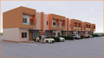Beautiful 2-bed Terraced Duplexes, Lennar Hillside Estate, Near Brick City Estate, Off Kubwa Expressway, Kubwa, Abuja, Terraced Duplex for Sale