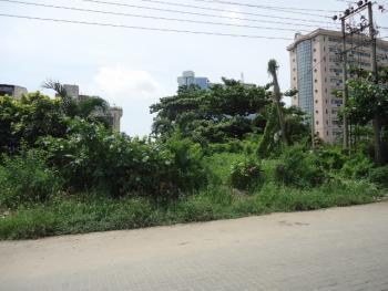 1100sqm Corner-piece Land for Commercial Use, Along Ligali Ayorinde Street, Victoria Island Extension, Victoria Island (vi), Lagos, Commercial Land for Sale