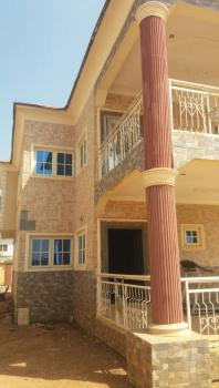 Fully Detached 4 Bedroom Duplex Sitting on 1,000 Sqm, Nzube Estate, Lokogoma District, Abuja, Detached Duplex for Sale