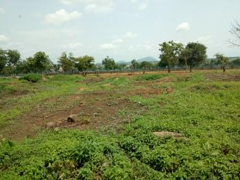 650sqm Plot of Dry and Well Located Estate Duplex Land, Von Junction, Lugbe District, Abuja, Residential Land for Sale