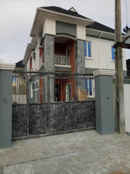 Newly Built 4 Bedroom Detached House, Oko-oba, Agege, Lagos, Detached Duplex for Sale