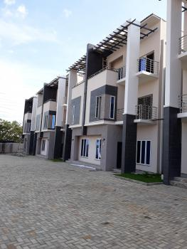 Masterfully  Crafted & Top-notch Finished 4 Bedrooms Terrace Duplex with a Room Servant, Diplomatic Enclave, Off Aminu Sale Crescent, Katampe Extension, Katampe Extension, Katampe, Abuja, Terraced Duplex for Sale