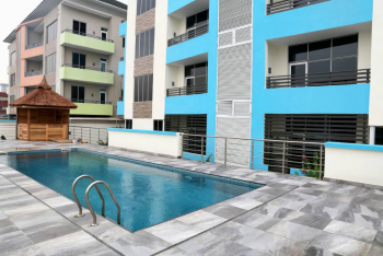 Fully Serviced 3 Bedroom Apartment, Ozumba Mbadiewe, Victoria Island Extension, Victoria Island (vi), Lagos, Flat Short Let