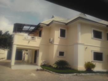 Plush Ambassadorial Home, Lake Chad Crescent, Maitama District, Abuja, Detached Duplex for Rent