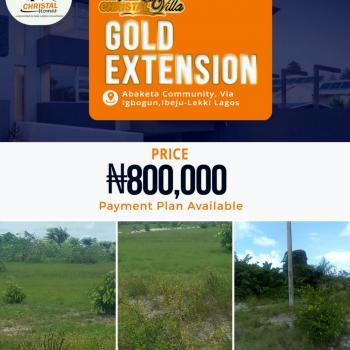 Registered Survey, Abaketa Community  Via Igbogun, Ibeju Lekki, Lagos, Mixed-use Land for Sale