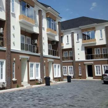 Newly Built Bespoke 4 Bedroom Terrace Duplex with Swimming Pool and Gym, Oniru, Victoria Island (vi), Lagos, Terraced Duplex for Sale