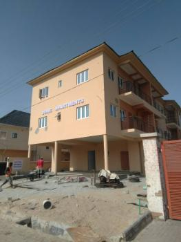 Serviced 1 Bedroom Flat, Chevy View Estate, Lekki, Lagos, Self Contained (single Room) for Rent