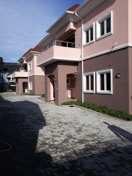 Brand New & Luxury Finished Twin 4 Bedrooms Duplex with Bq Each, Katampe Extension, Katampe Extension, Katampe, Abuja, Semi-detached Duplex for Rent