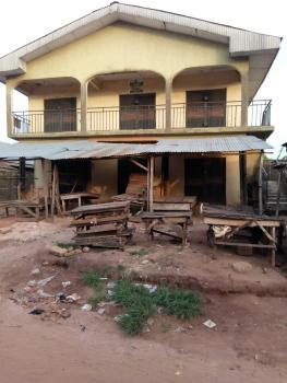 Standard 4 Flat and 6 Store Attached, Upper Sakpoba Road, Benin, Oredo, Edo, Block of Flats for Sale