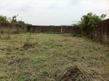 Land Measuring 660sqm, Omotola Street, Iwaya, Yaba, Lagos, Residential Land for Sale