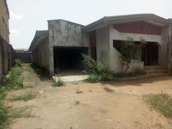 Decent Spacious 4 Bedroom and 3 Bedroom Flat with a Dinning Space on a Full Plot of Land in a Very Decent Area, Abaranje, Igando, Ikotun, Lagos, House for Sale