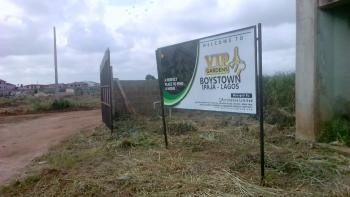 Land, Boys Town, Ipaja, Lagos, Land for Sale