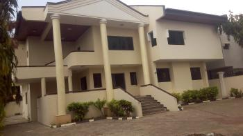 Luxury N Tastefully Finished 6 Bedroom Fully Detached Duplex with 2 Rooms Bq, Good for Both Residential/office, Massive Compound Space, Maitama Main, Maitama District, Abuja, Detached Duplex for Rent