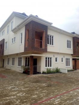 Newly Built 4 Bedroom Wings of Duplex, Ikeja Gra, Ikeja, Lagos, Semi-detached Duplex for Sale