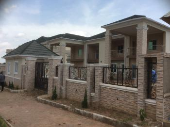 Brand New 4 Bedroom Twin Duplex with Separate Gates, Katampe Extension, Katampe, Abuja, House for Sale