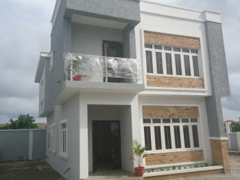 Luxury 3 Bedroom Detached Duplex with Excellent Facilities, Lafiaji, Lekki, Lagos, Detached Duplex for Sale