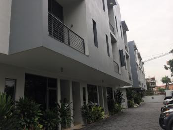 Luxury 4 Bedroom Terrace, Ojora Road, Old Ikoyi, Ikoyi, Lagos, Flat for Rent