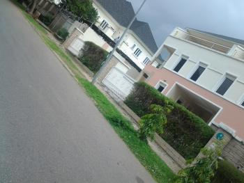 Four (4) Bedroom Terrace Duplex, Buchinhann Street, Off Aguiyi Ironsi Street, Maitama District, Abuja, Terraced Duplex for Sale