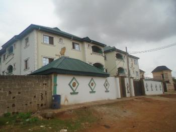 Renovated 2 Bedroom All Round Tiles in a Spacious Compound, Igando, Ikotun, Lagos, Flat for Rent