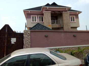 Deluxe 2 Bedroom Flat, Upstairs. 2 Tenants Shares Compound, Yetunde Brown Estate, Ifako, Gbagada, Lagos, Flat for Rent