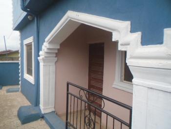 Newly Built 2 Bedroom Flat, All Tiles Floor, Fenced, Gate Water, Lasu, Igando, Ikotun, Lagos, Flat for Rent