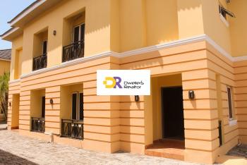 6 Units of 3 Bedroom Town Houses with 1 Room Servant Quarters Attached to Each, Lekki, Lagos, Semi-detached Duplex for Rent