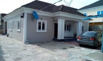 Very Decent and Newly Built 3 Bedroom Bungalow  on a Full Plot of Land, Adetola Street, Aguda, Surulere, Lagos, Detached Bungalow for Sale