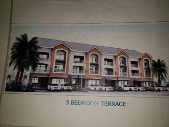 1274sqm of Residential Plot with Building Plan of 4 Terrace Duplex, Riverpark Estate, Lugbe District, Abuja, Residential Land for Sale