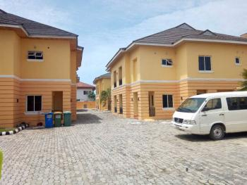 Luxury 8 Units 3 Bedroom Terrace Houses with a Room Bq with Swimming Pool, Lekki Phase 1, Lekki, Lagos, Semi-detached Duplex for Rent
