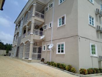 Serviced and Tastefully Finished 2 Bedroom Flat, By Naval Quarters, Jahi, Abuja, Flat for Rent