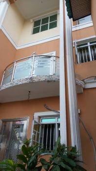 5 Bedrooms Duplex All Air Suit, Jc Street, Peter Odili Road, Trans Amadi, Port Harcourt, Rivers, Detached Duplex for Sale