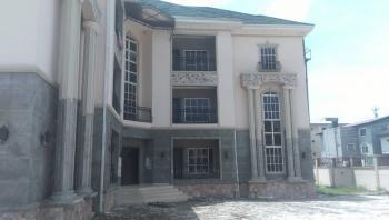 3 Bedroom Flat  + a Room Bq, Allan Balogun Street, Agungi, Lekki, Lagos, Flat for Rent