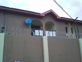 Decent 2 Bedroom Flat in a Block of 4., Soluyi, Gbagada, Lagos, House for Rent