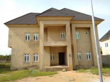5 Bedroom Uncompleted Duplex, Efab Metropolis, By Gwarimpa Estate, Gwarinpa, Abuja, Detached Duplex for Sale