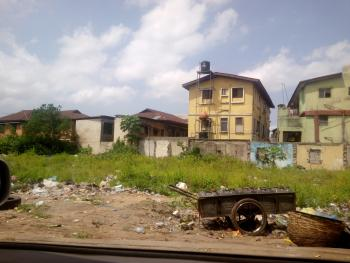 Bare Land of About 1300 Square Meters Facing Main Road, Ikorodu Road, Fadeyi, Shomolu, Lagos, Commercial Land for Sale