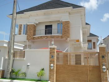 Classically Fished and Fantastic 5 Bedroom Detached Duplex with a Staff Quarters, Alternative Route By Chevy View, Second Toll Gate, Lekki Expressway, Lekki, Lagos, Detached Duplex for Sale