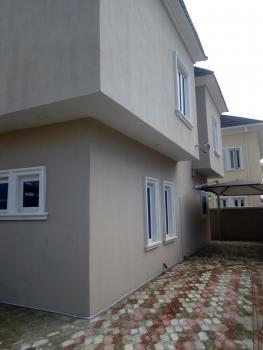 Brand New 4 Bedroom Duplex, Standing Alone, Before Sangotedo, Peninsula Garden Estate, Ajah, Lagos, Detached Duplex for Rent