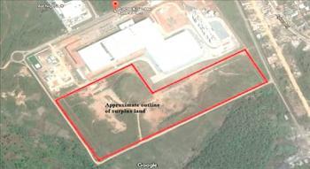 Land Measuring 80,000sqm, Agbara Industrial Estate, Agbara, Ogun, Commercial Land for Sale