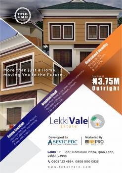 Residential Land, Lekkivale Estate, Eleko, Ibeju Lekki, Lagos, Residential Land for Sale