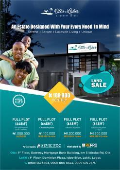 Residential Land, Ado-odo/ota, Ogun, Residential Land for Sale