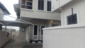 4 Bedroom Duplex with a Room Bq, Chevron Drive, Lagos Island, Lagos, Detached Duplex for Rent