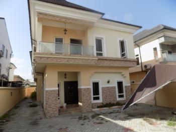 Specious Lovely 5 Bedroom Fully Detached Duplex with 2 Rooms Bq, Lekki Phase 1, Lekki, Lagos, Detached Duplex for Rent