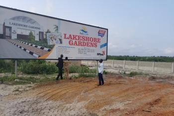 Lakeshore Gardens, Beside Amen Estate, Eleko Beach Road, Eleko, Ibeju Lekki, Lagos, Mixed-use Land for Sale