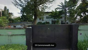 Detached House on 3000sqm Land, Off Ikorodu Road, Palmgrove, Ilupeju, Lagos, Detached Duplex for Sale