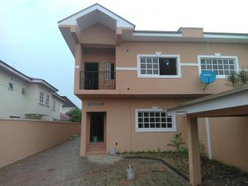 5 Bedroom Semi-detach Duplex + Self Contained Bq, Vgc, Lekki, Lagos, Semi-detached Duplex for Rent