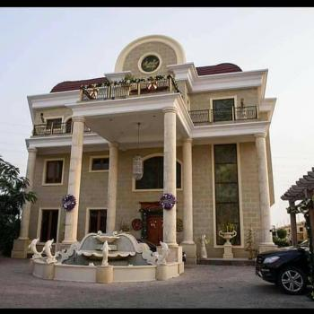 7 Bedroom Mansion(water Front), Well Furnished with Swimming Pool, Green Lawn Area, Cctv, Etc, Zone J, Banana Island, Ikoyi, Lagos, Detached Duplex for Sale