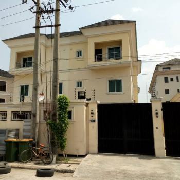 5 Bedroom Semi Detached Duplex, All Rooms En Suite, Off Banana Island Road, Mojisola Onikoyi Estate, Ikoyi, Lagos, Semi-detached Duplex for Sale